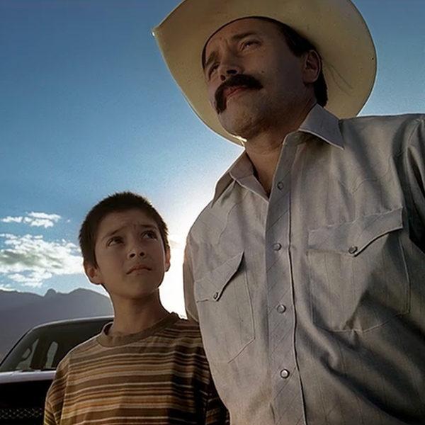Chevrolet: ¿…y la Cheyenne, apá?